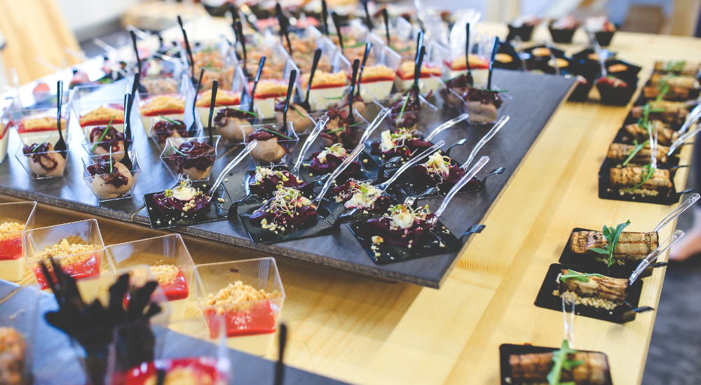 Managing Food Allergies in Your Next Event: What You, Your Hired Chef and Team Should Know