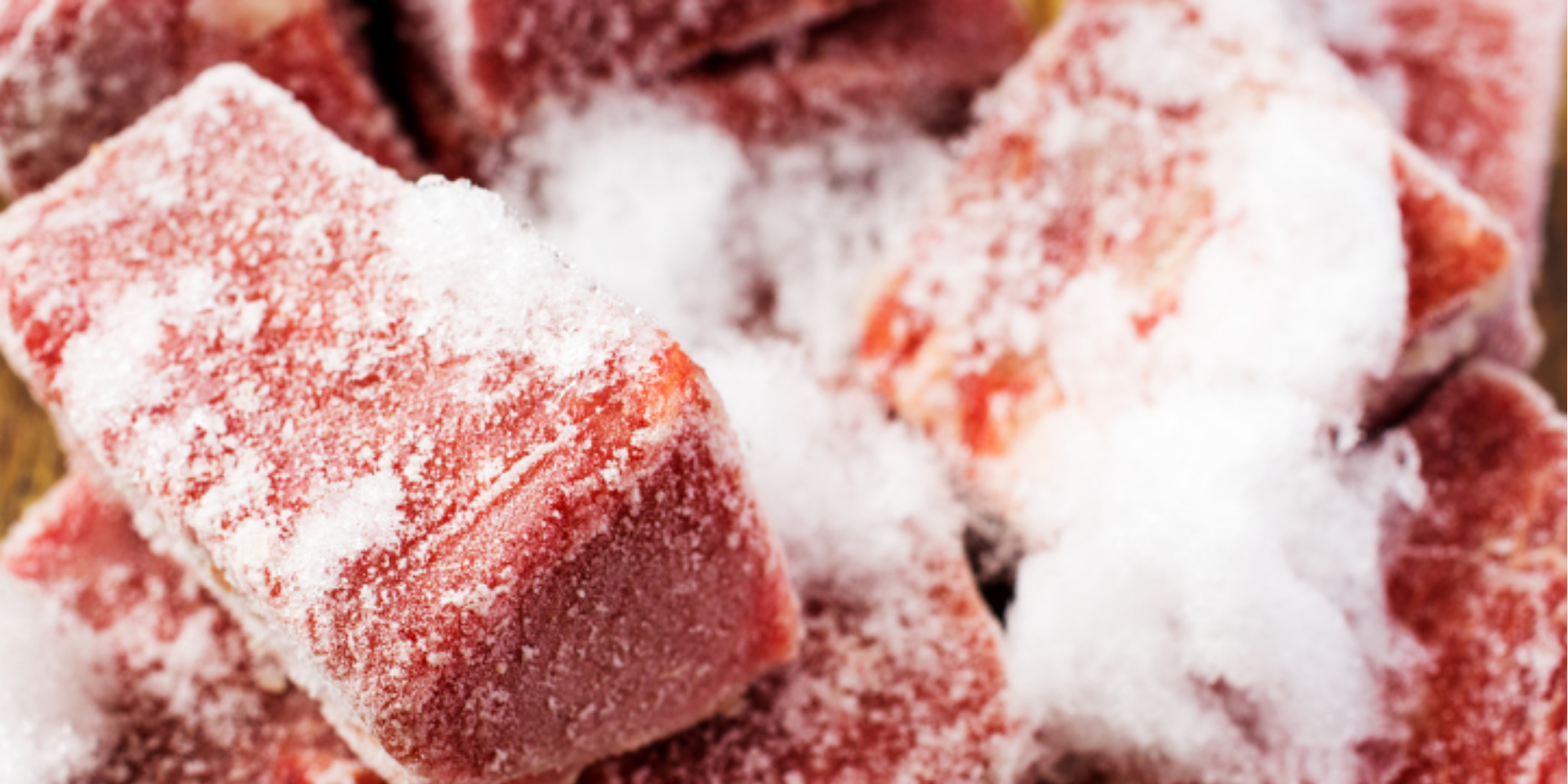 Do You Need To Worry About Freezer Burns?