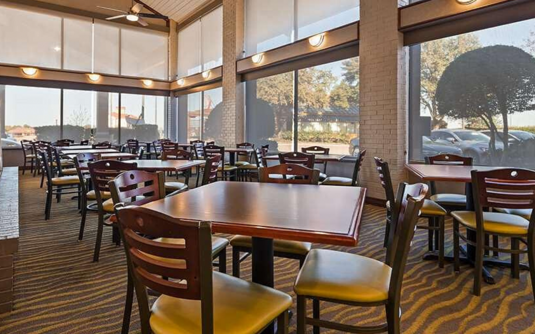 Don't Let Poor Ventilation Scare Your Dining Customers Away