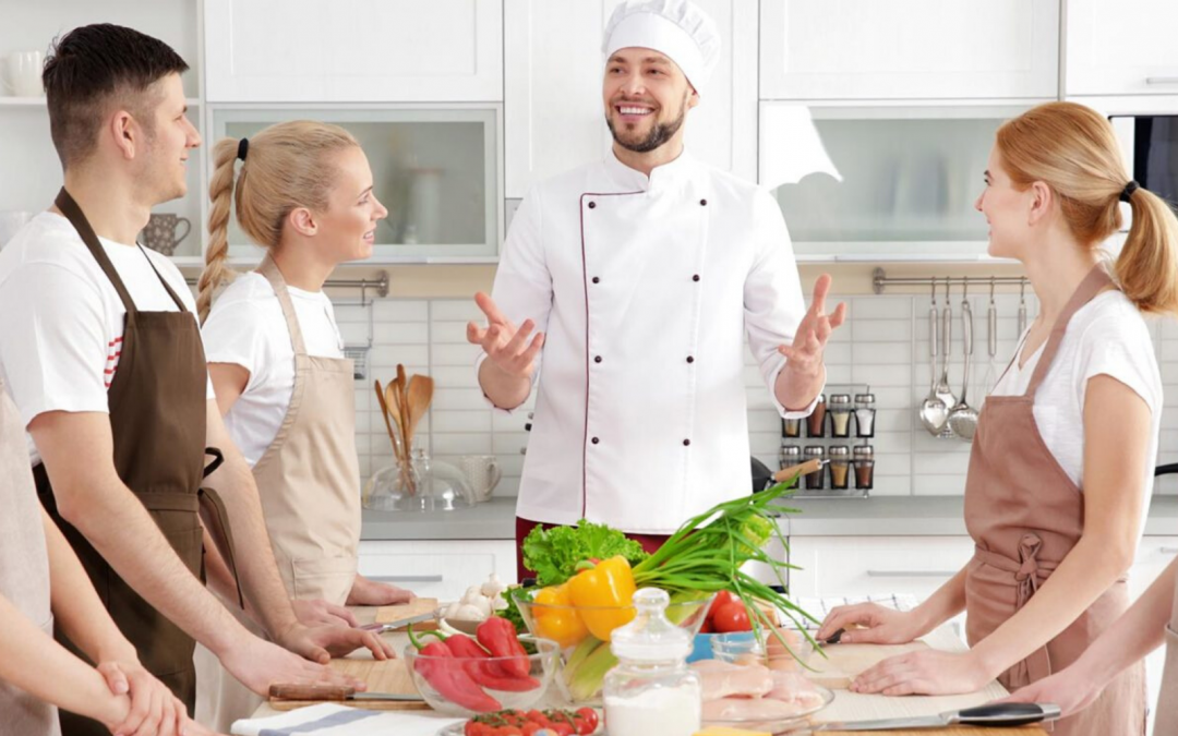 Explore Cooking Classes For Your Next Team Building