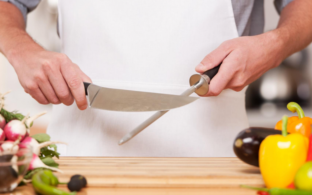 Spotting Great Knife Skills In A Chef