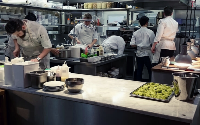 The Kitchen Brigade: The Kitchen Hierarchy That Gets Things Done